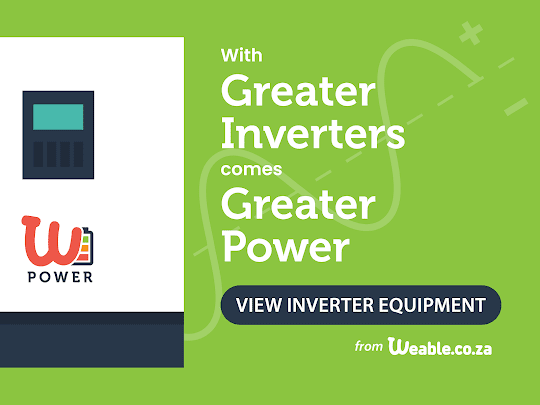 W-Power Inverter Equipment